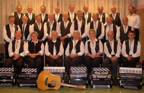 Haugaland Trekkspillklubb anno 2003