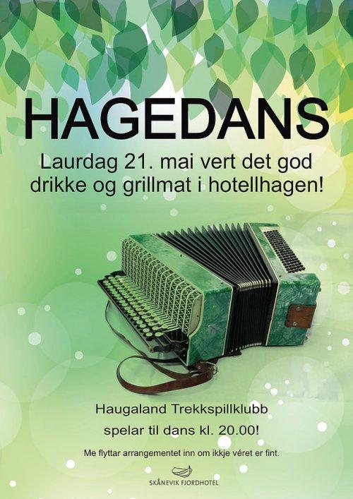 Annonsen i Skånevik
