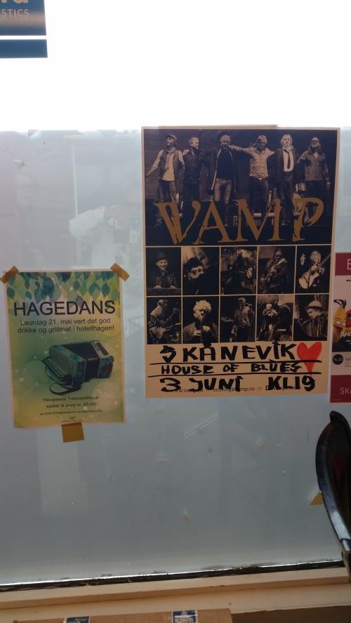 Annonser i Skånevik.